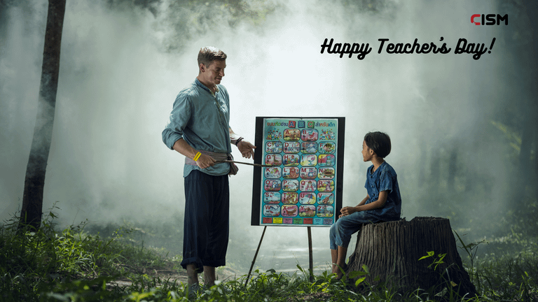 Sep 05 Happy Teacher's Day! Why is Teacher's Day celebrated in India?