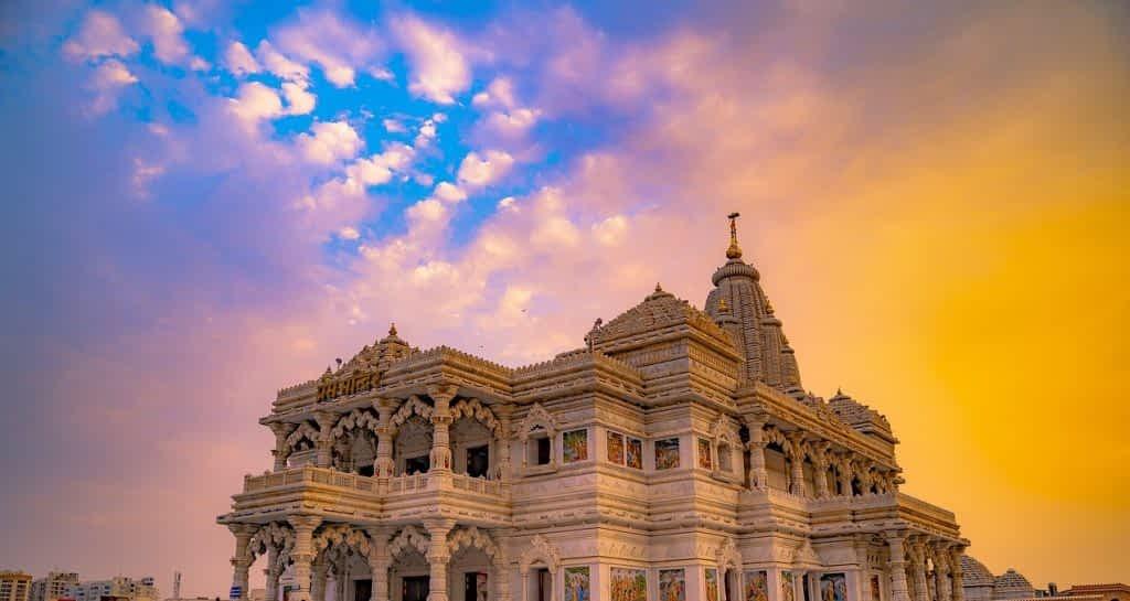 temple varindavan
