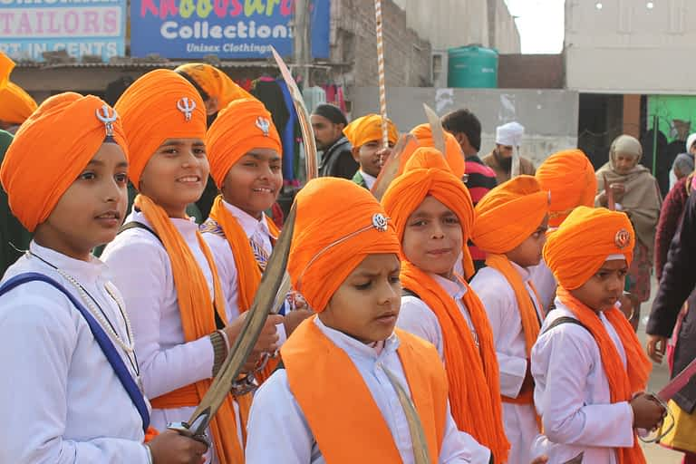 What is the Celebration of Vaisakhi about?