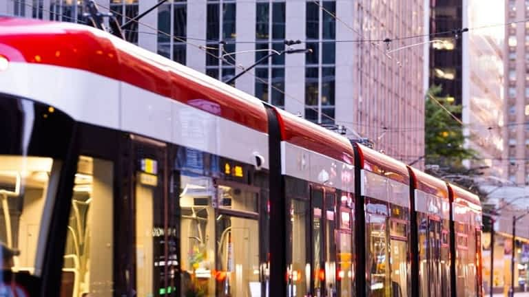 Learn About Public Transportation in Canada