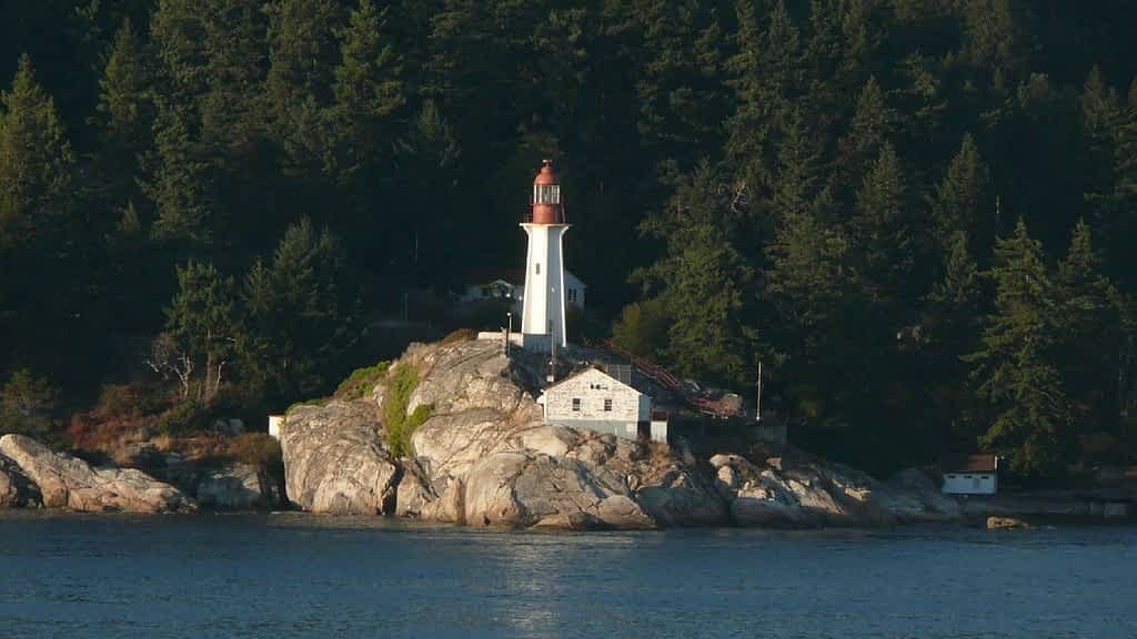 Lighthouse in Vancouver